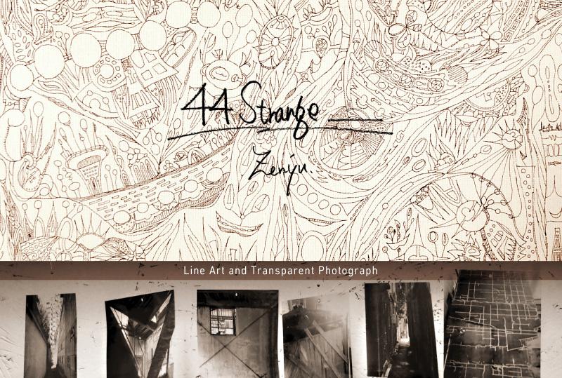 Zenyu・ニューヨーク個展